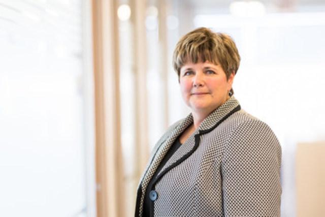 Donna Garbutt, CEO of Maxxam (CNW Group/Maxxam Analytics International Corporation)