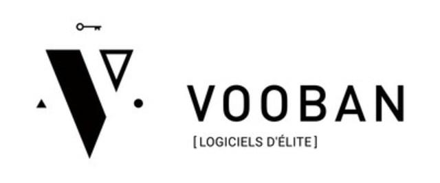 Logo : Vooban (Groupe CNW/Vooban)
