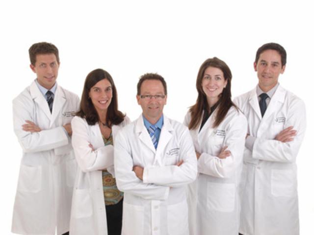 Ouverture de notre clinique au centre-ville de Montréal (Groupe CNW/Clinique de Chirurgie Maxillo-Faciale Du Grand Montréal)