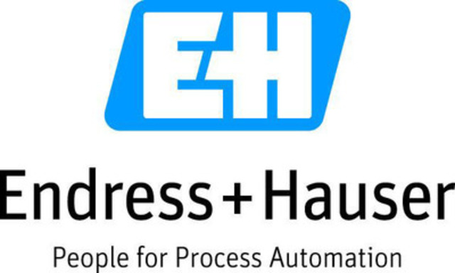 Endress+Hauser (CNW Group/Endress+Hauser)