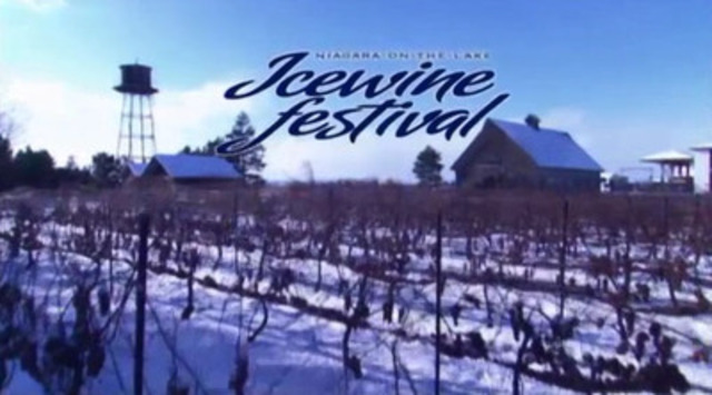 Video: Niagara-on-the-Lake Icewine Festival