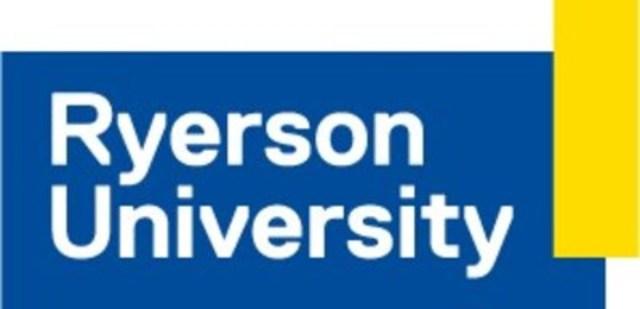 l'Université Ryerson (Groupe CNW/Tangerine)