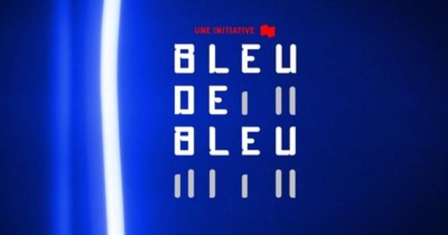BLEU DE BLEU, une initiative de la Banque Nationale (Groupe CNW/Banque Nationale du Canada)