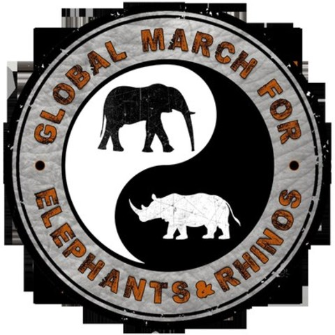 Global March for Elephants & Rhinos (CNW Group/Global March for Elephants and Rhinos)