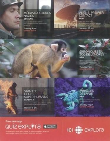 ANNEXE 3 : Document de promotion pour ICI Explora (suite) (Groupe CNW/Groupe TVA)