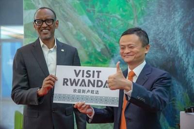 حكومة رواندا ومجموعة علي بابا توقعان اتفاقا للترويج للنمو الاقتصادي لرواندا