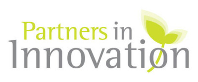 Partners in Innovation logo (CNW Group/Partners in Innovation)