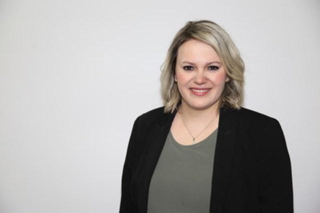 Christine Black, de l'Équipe Denis Coderre pour Montréal, se présente comme candidate au poste de maire d'arrondissement à Montréal-Nord. (Groupe CNW/Équipe Denis Coderre pour Montréal)
