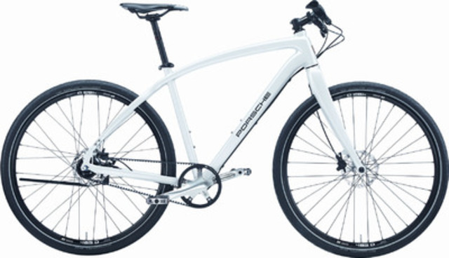 Porsche Design Bike S. (CNW Group/Porsche Canada)