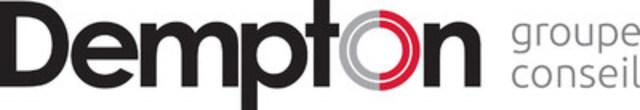 Logo : Dempton Groupe Conseil (Groupe CNW/Dempton Groupe Conseil)