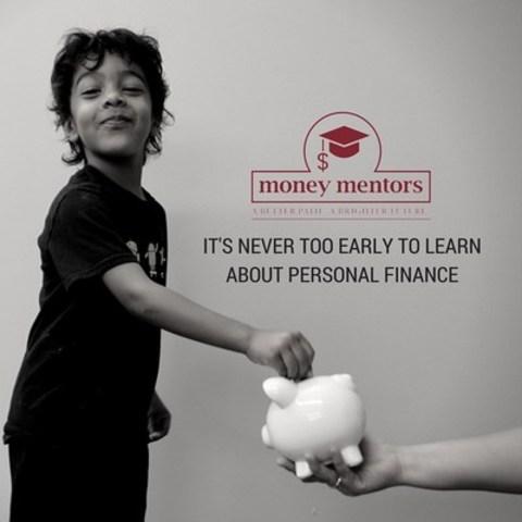 Money Mentors Teaches Alberta Kids to Save Money (CNW Group/Money Mentors)