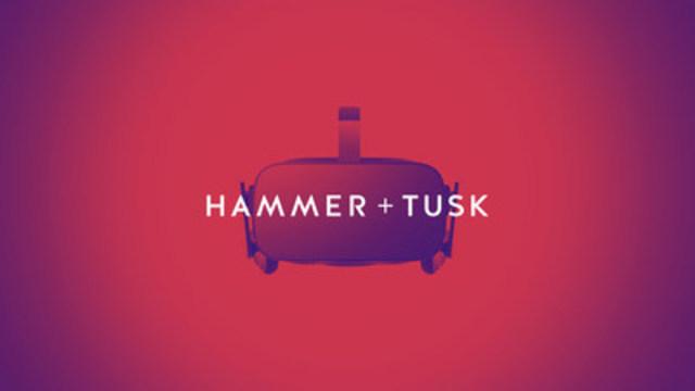 Hammer & Tusk (CNW Group/Axiom Zen)