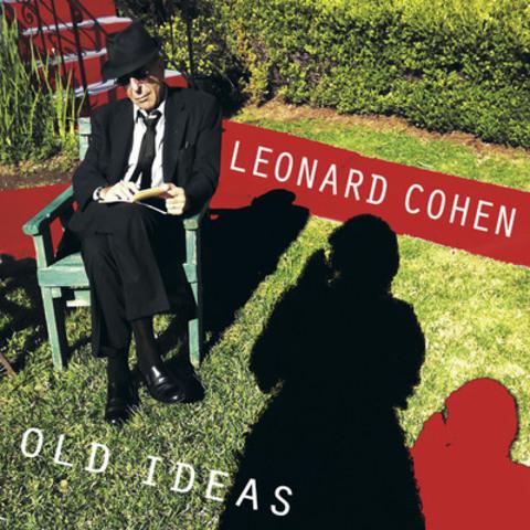 Sortie du nouvel album de Leonard Cohen, intitulé OLD IDEAS, avec Columbia Records le 31 janvier 2012 (Groupe CNW/Sony Music Entertainment Canada Inc.)