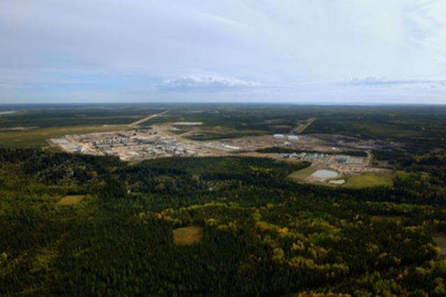 Cenovus Energy's Christina Lake oil sands operation in northern Alberta (CNW Group/Cenovus Energy Inc.)