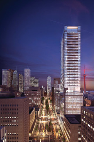 The Residences of 488 University Avenue wins four International Property Awards (CNW Group/Amexon Development ...