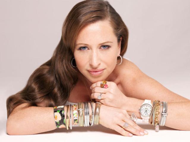 Birks lance aujourd'hui une nouvelle campagne marketing mettant en vedette Jessica Mulroney, qui agira comme experte tendances pour le bijoutier. (Groupe CNW/BIRKS & MAYORS INC.)
