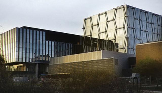Mike & Ophelia Lazaridis Quantum-Nano Centre, University of Waterloo (CNW Group/University of Waterloo)