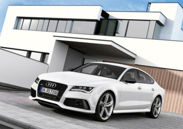 RS7 (CNW Group/Audi Canada Inc.)
