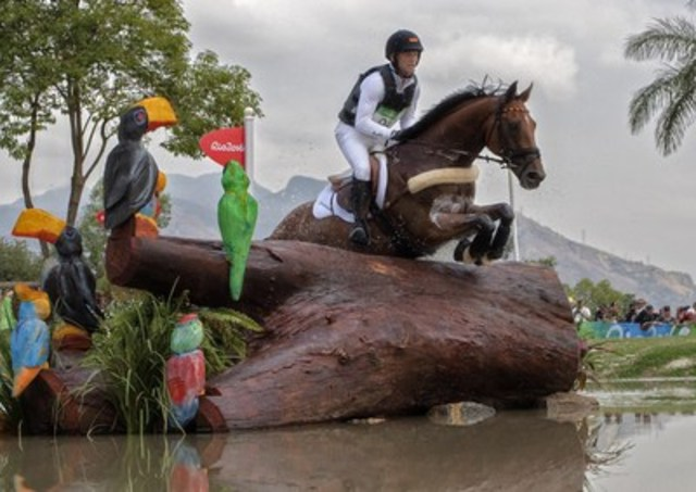 Two-time Olympic Eventing Champion Michael Jung of Germany will compete in the $20,000 Horseware Indoor Eventing Challenge on November 4 and 5 at Toronto's iconic Royal Horse Show. (CNW Group/Royal Agricultural Winter Fair)