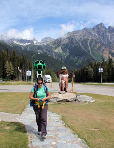 Ottawa (Ontario) le 20 novembre 2013 - Parcs Canada et Google lancent une collection d'images panoramiques grandioses et époustouflantes de Street View provenant de plus de 50 lieux historiques nationaux et parcs nationaux du Canada. (Groupe CNW/Parcs Canada)