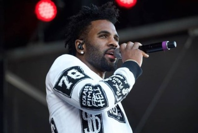 Jason Derulo Heats Up The PNE During First Vancouver Concert as part of KiSS RADiO WHAM BAM (CNW Group/Rogers Media)