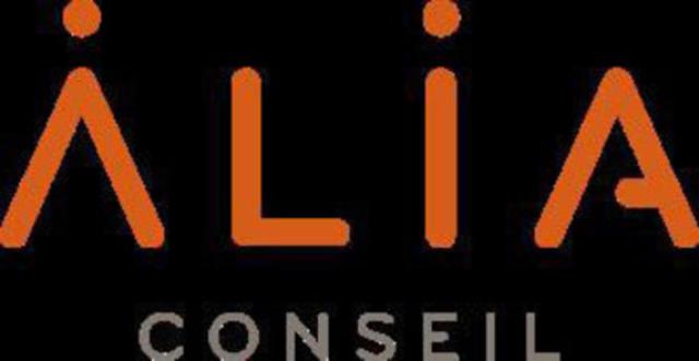 Logo (Groupe CNW/Alia Conseil inc.)