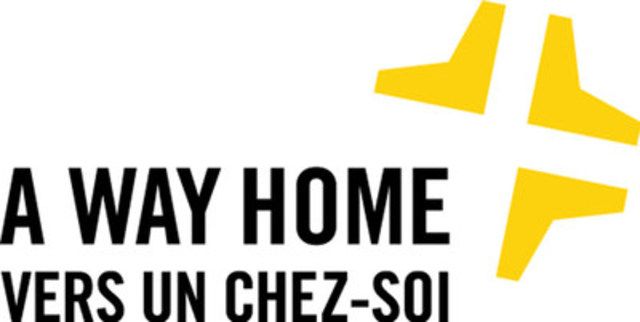 A Way Home is a new national coalition dedicated to supporting communities and governments to prevent, reduce and end youth homelessness in Canada. (CNW Group/Canadian Observatory on Homelessness)