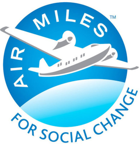 Air Miles for Social Change (CNW Group/LoyaltyOne)