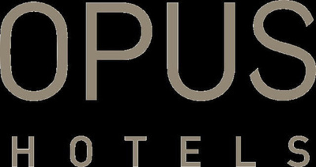 OPUS Hotels logo (CNW Group/OPUS Hotels)