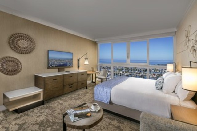 A modern interior design, thoughtfully incorporating the hotel's sense of place, will complement the panoramic oceanviews available from every guest room. (CNW Group/Prince Resorts Hawaii)