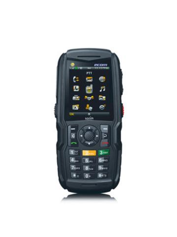 SONIM BOLT XP5560 IS disponible exclusivement sur le réseau Appuyer-pour-Parler national de Bell. (Groupe CNW/Bell Canada)