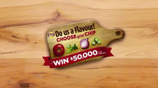 Video: After receiving more than one million submissions from Canadians cost to coast, Lay's Canada reveals the four flavour finalists in its annual Do Us a Flavour contest