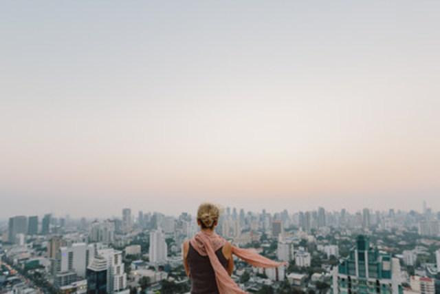 L'Amérique et l'Europe demeurent les destinations préférées des voyageurs canadiens, mais les villes asiatiques affichent la plus forte croissance sur le plan de la popularité (Groupe CNW/Hotels.com)