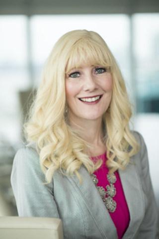 Kerri-Ann Santaguida of American Express Canada named a WXN 2016 Canada's Most Powerful Women: Top 100 Award Winner (CNW Group/American Express Canada)
