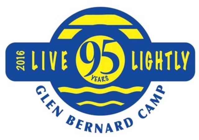 Glen Bernard Camp logo (CNW Group/Lamont Communications)