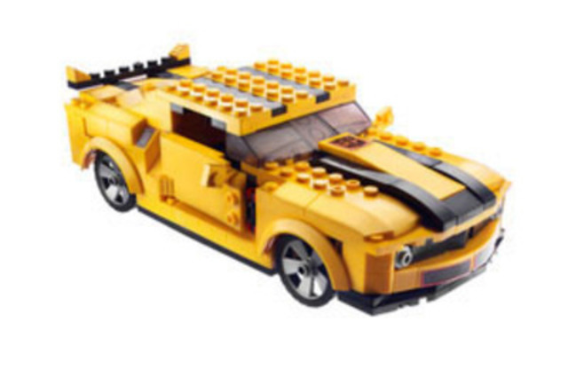 Transformers Construction (CNW Group/Zellers Inc.)