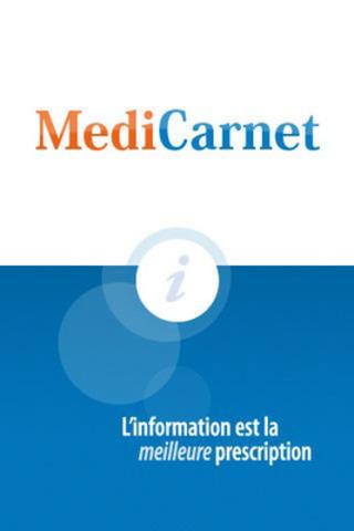 MédiCarnet (Groupe CNW/MédiCarnet)