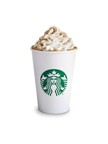Le latte à la citrouille épicée (Groupe CNW/Starbucks Coffee Canada)