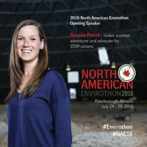 Natalie Panak is the opening speaker at this year's North American Envirothon hosted by Forests Ontario. ...