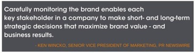 Ken Wincko, Senior Vice President of Marketing, PR Newswire (CNW Group/CNW Group Ltd.)