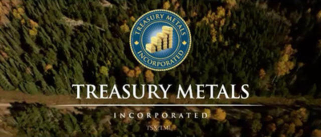 Video: Treasury Metals Inc. video features the gold exploration and development company and its flagship Goliath Gold Project.