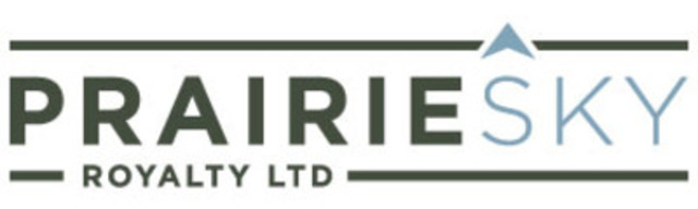 PrairieSky Royalty Ltd. logo (CNW Group/PrairieSky Royalty Ltd.)