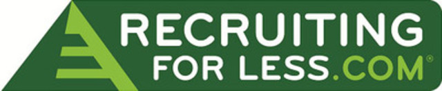 RecruitingForLess.com (CNW Group/RecruitingForLess.com)