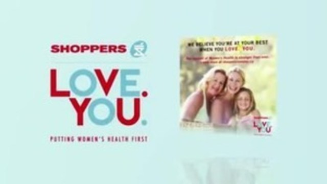 Video: Shoppers Drug Mart and Osteoporosis Canada Join Forces for Stronger Women's Health