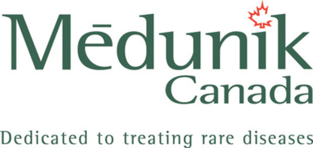 Medunik Canada - Dedicated to treating rare diseases  (CNW Group/Medunik Inc.)
