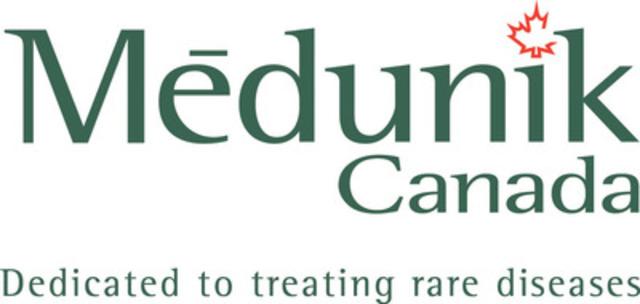 Medunik Canada - Dedicated to treating rare diseases  (CNW Group/Medunik Inc.)