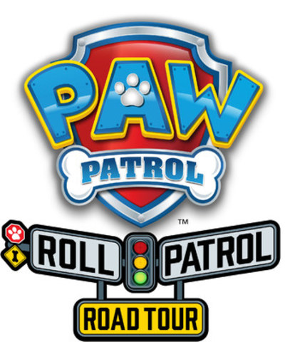 PAW Patrol Roll Patrol Road Tour (CNW Group/Spin Master)