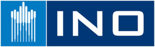 Logo : INO (Institut national d'optique) (Groupe CNW/INO (Institut national d'optique))