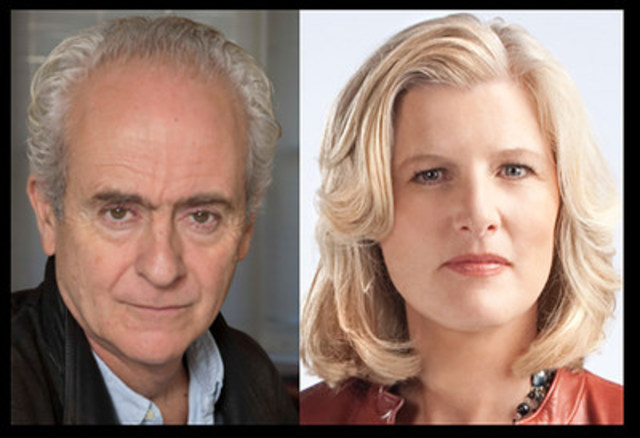 Nick Davies, the British investigative journalist who exposed the phone-hacking scandal, will be in conversation with Gillian Findlay, co-host of CBC's the fifth estate, at The Canadian Journalism Foundation's J-Talk in Toronto on Sept. 24. (CNW Group/Canadian Journalism Foundation)