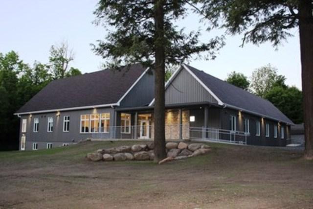 PAVILLON DE GRANDPRÉ (Groupe CNW/Société pour les enfants handicapés du Québec)